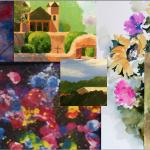 Artist-collage